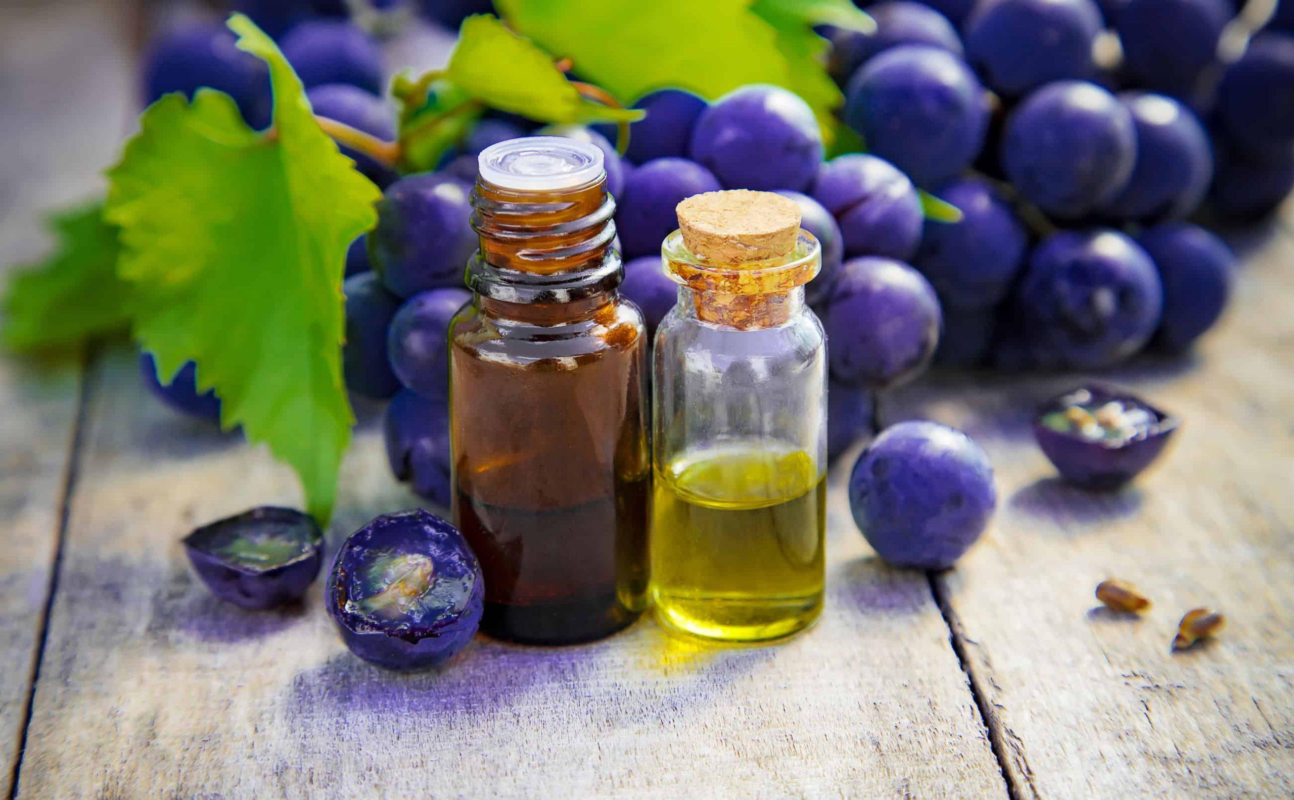 Traubenkernöl: Test, Wirkung, Anwendung & Studien (09/20)