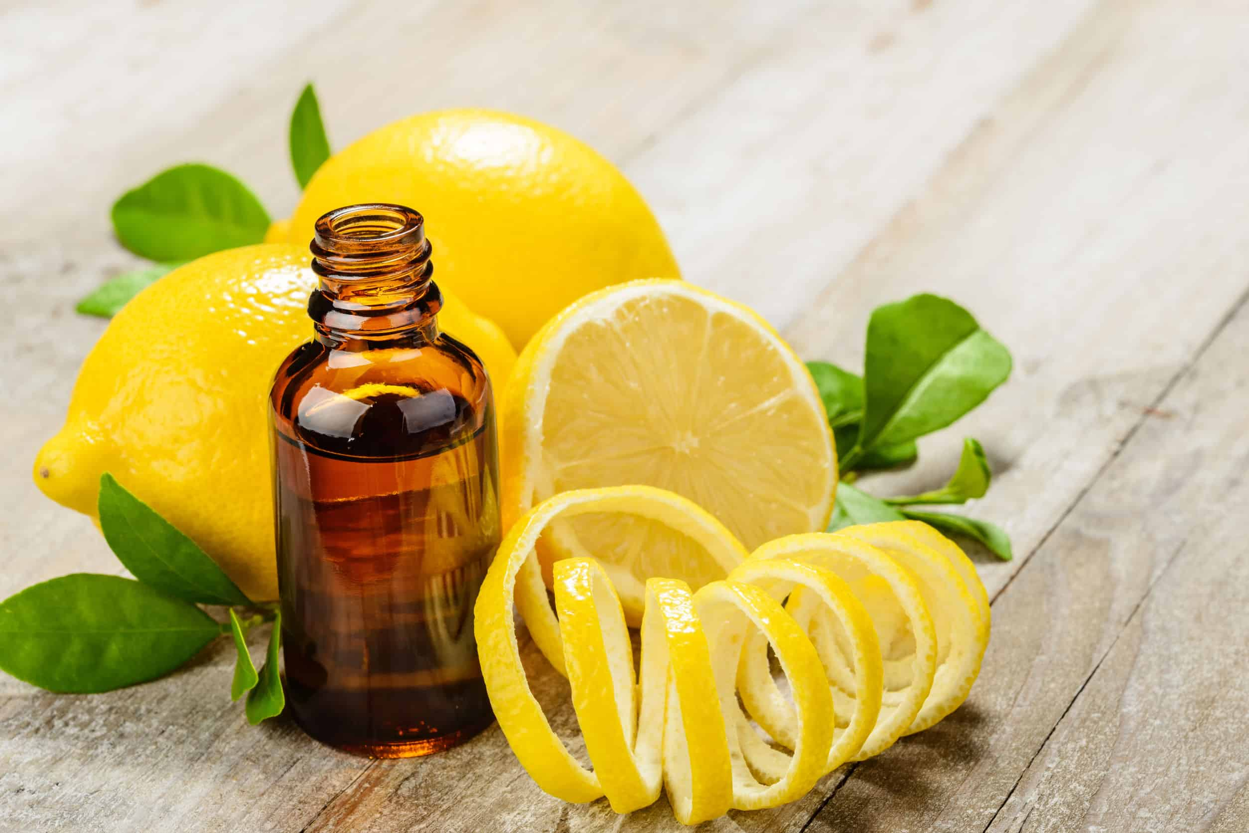 Zitronenöl: Test & Empfehlungen (04/21)