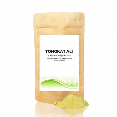 Tongkat Ali Extrakt Pulver