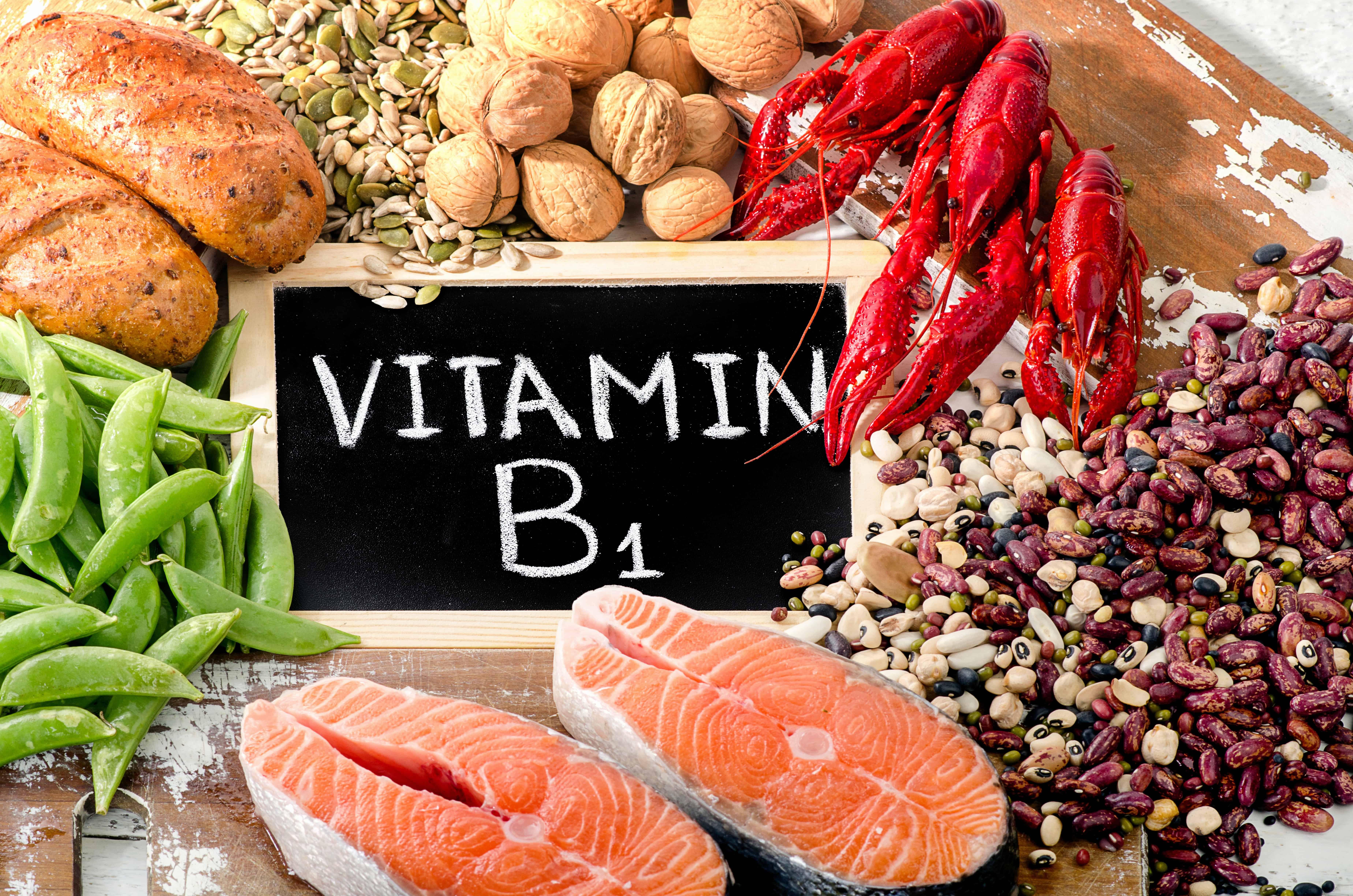 Vitamin B1: Test & Empfehlungen (01/20)