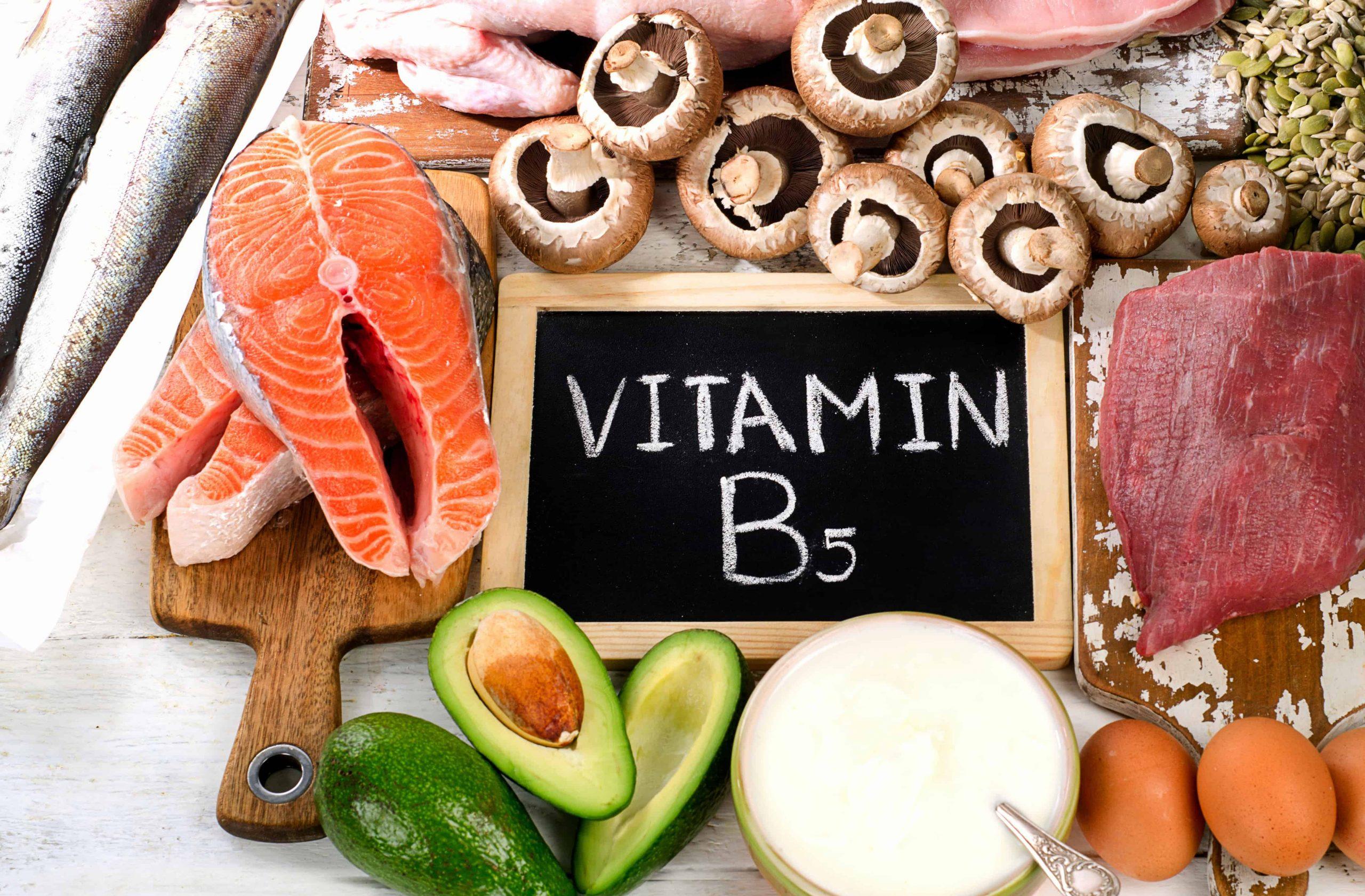 Vitamin B5: Test & Empfehlungen (01/21)