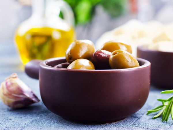 Olivenblatterxtrakt
