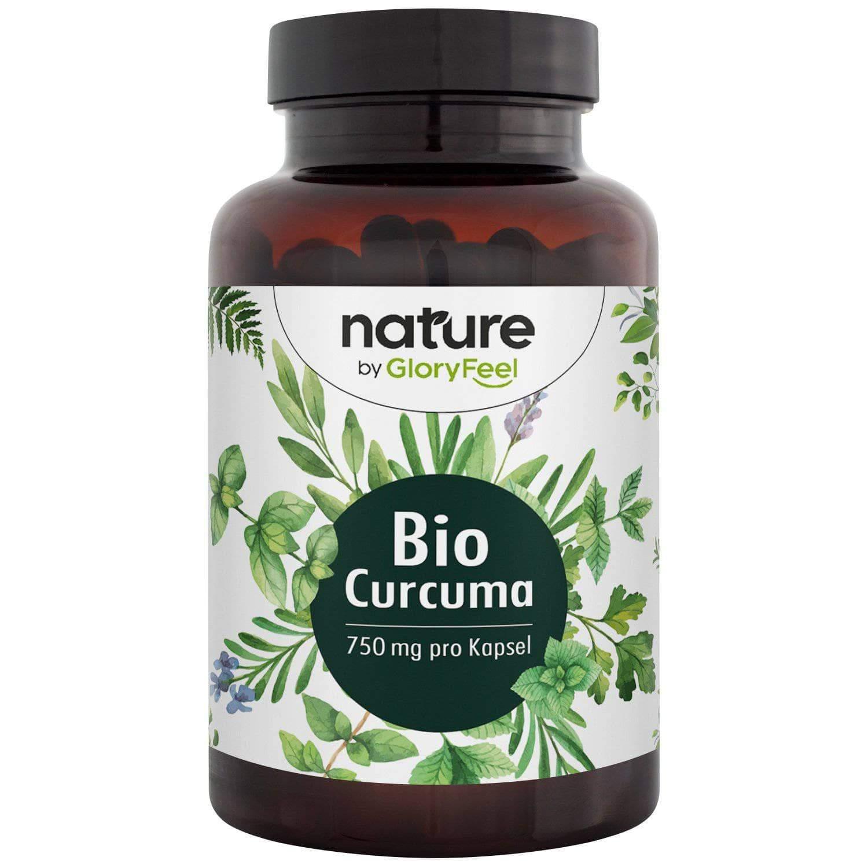Bio Curcuma - 240 Kapseln