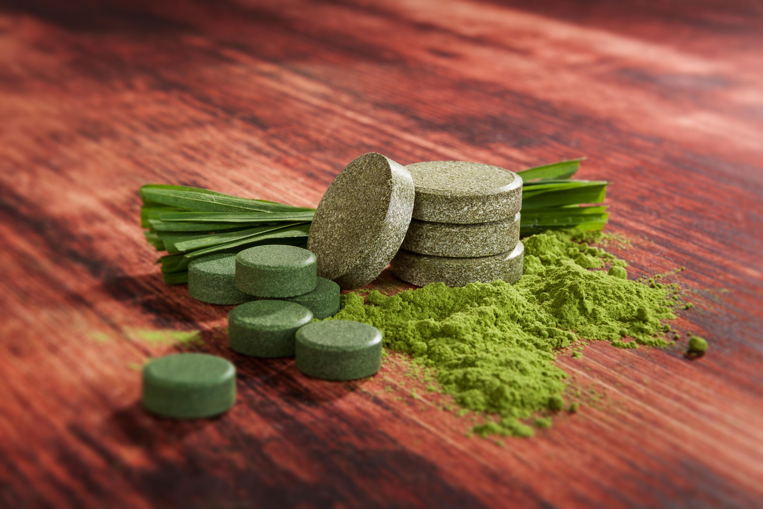 Algen Tabletten