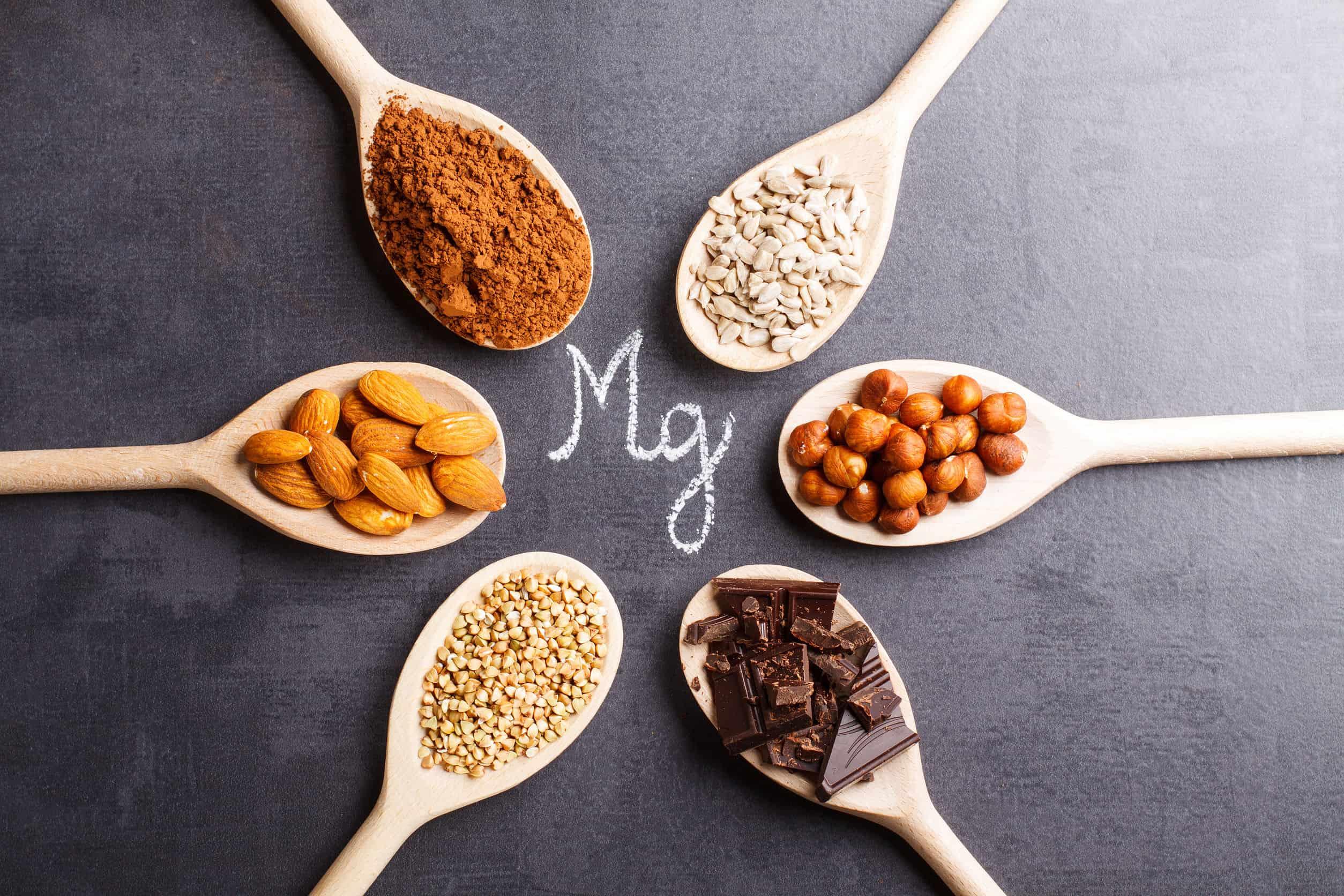 Wo ist Magnesium drin? Die wichtigsten Fragen und Antworten