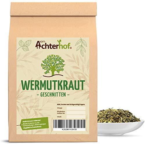 Wermutkraut geschnitten 500g Wermut-Tee Kräutertee natürlich vom-Achterhof