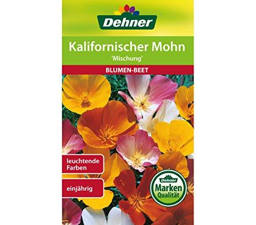 Dehner Blumen-Saatgut, Kalifornischer Mohn