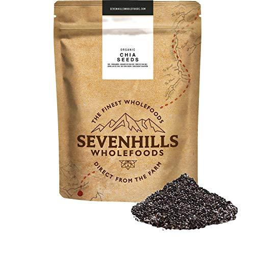 Sevenhills Wholefoods Roh Chiasamen Bio 2kg