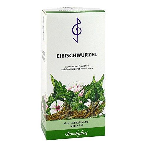 Bombastus Eibischwurzel Arzneitee Mund- und Rachenmittel/Magenmittel, 100 g Tee